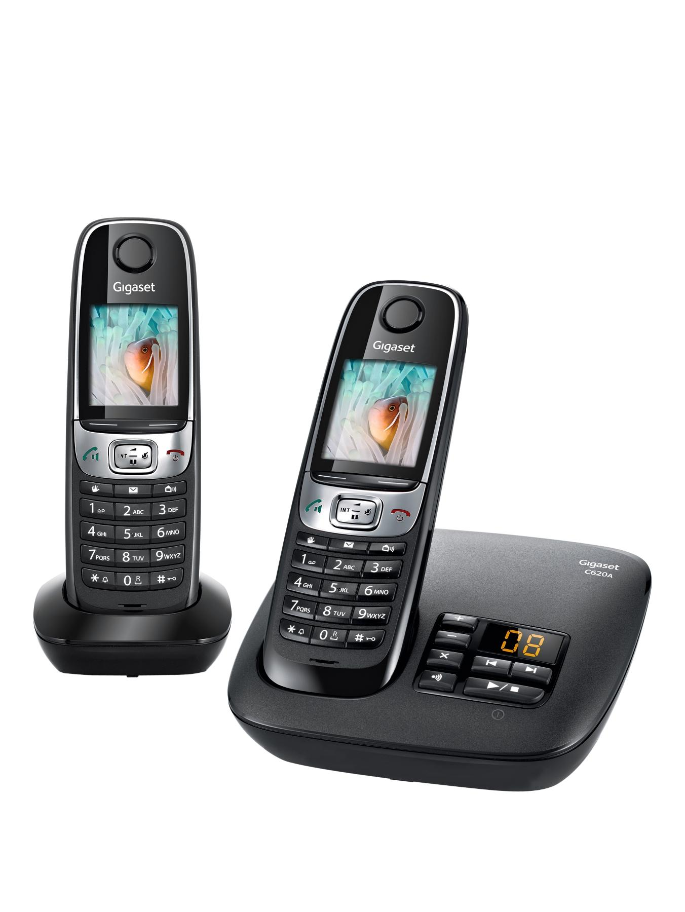 C620A Duo DECT Cordless Phone