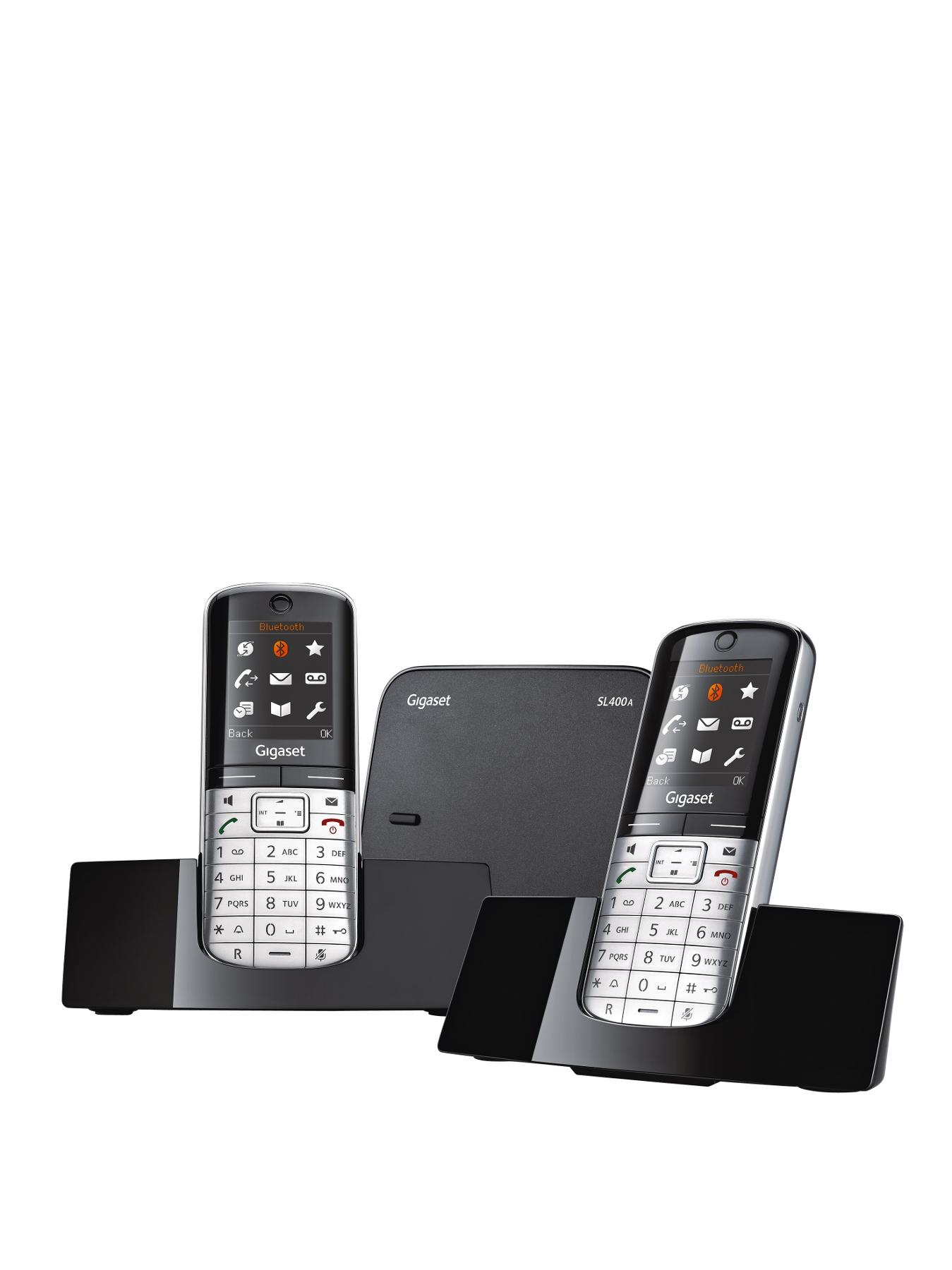 SL400A Duo DECT Cordless Phone