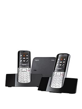 gigaset-sl400a-duo-dect-cordless-phone