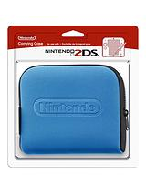 2DS Carrying Case - Blue