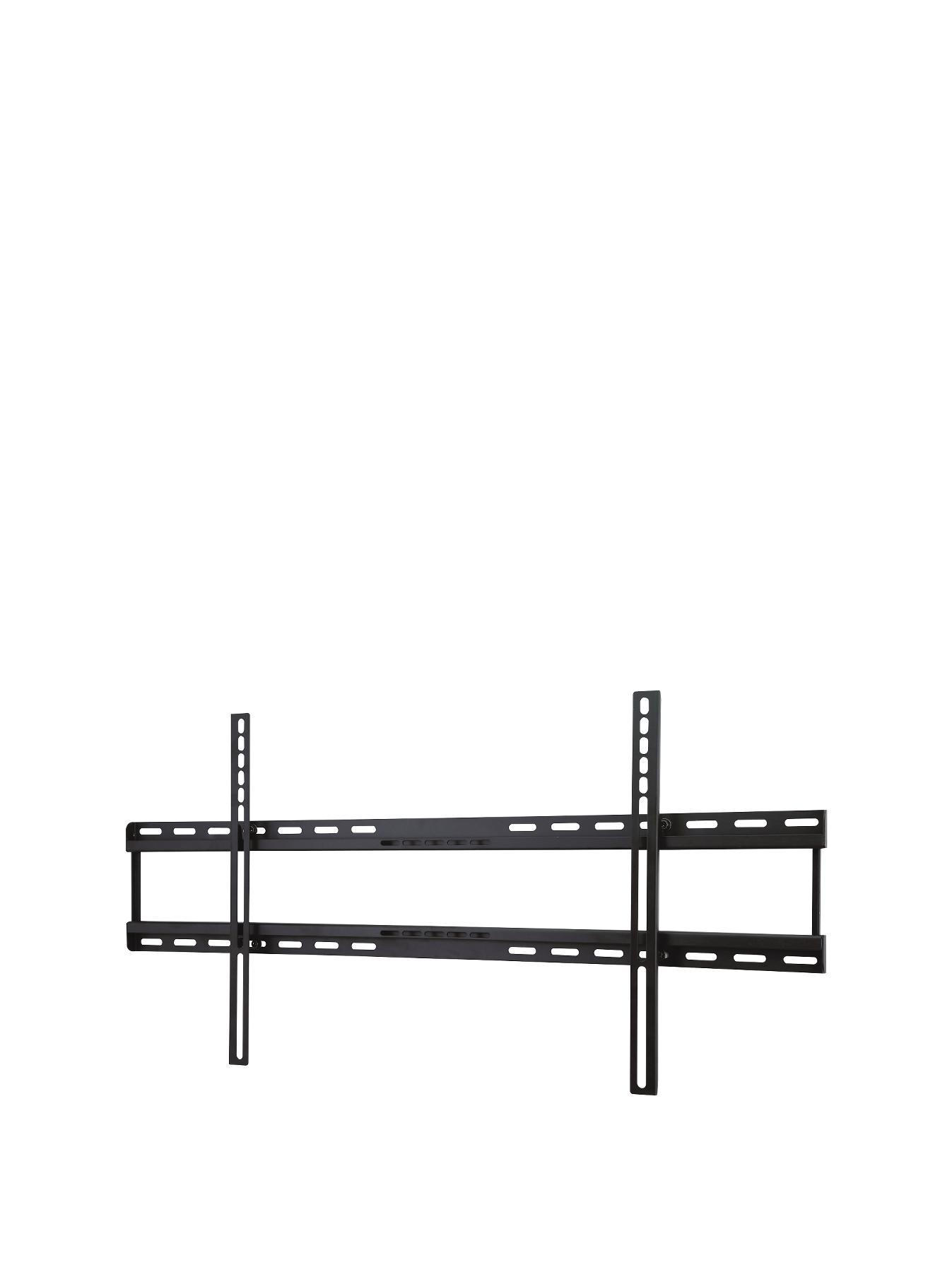 TV Wall Mount Flat Black 37-70 inch Scaleable