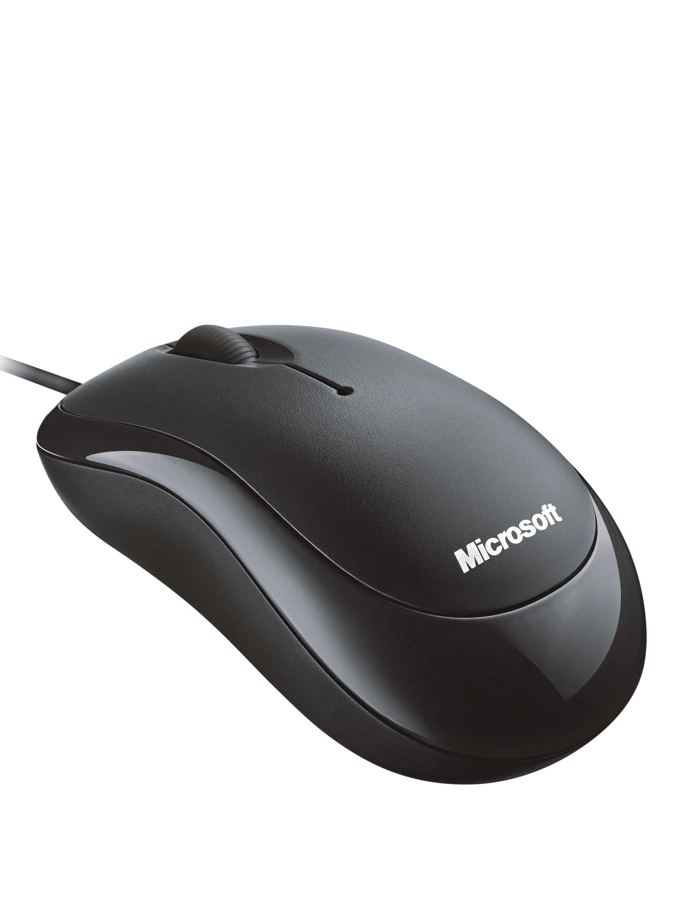 Basic Optical Mouse - Black