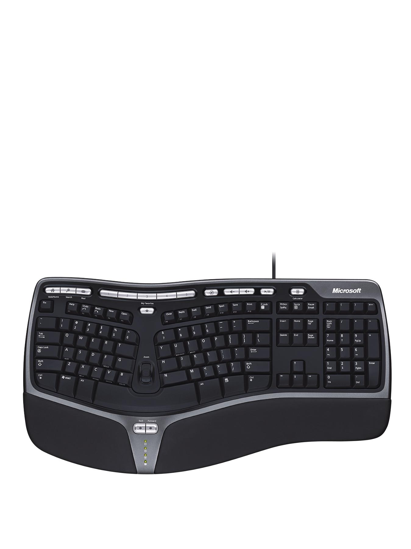 4000 Natural Ergo Keyboard