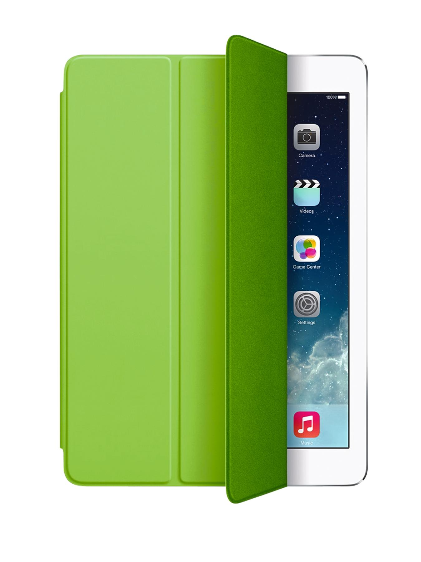 iPad Air Smart Cover Polyurethane - Green, Green