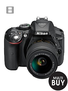 nikon-d5300-242-megapixel-digital-slr-camera-with-18-55mm-lens