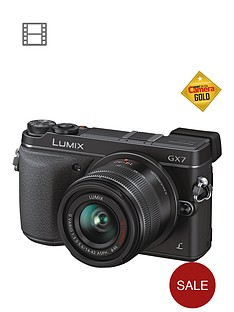 panasonic-claim-pound50-cashback-dmc-gx7keb-k-16-megapixel-compact-camera-with-14-42mm-lens-and-wifi-black