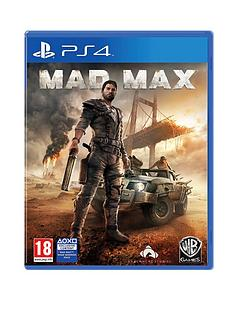 playstation-4-mad-max-with-optional-3-or-12-months-playstation-plus