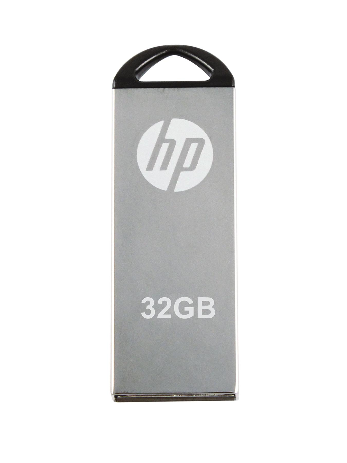 32Gb Metal HP USB Drive