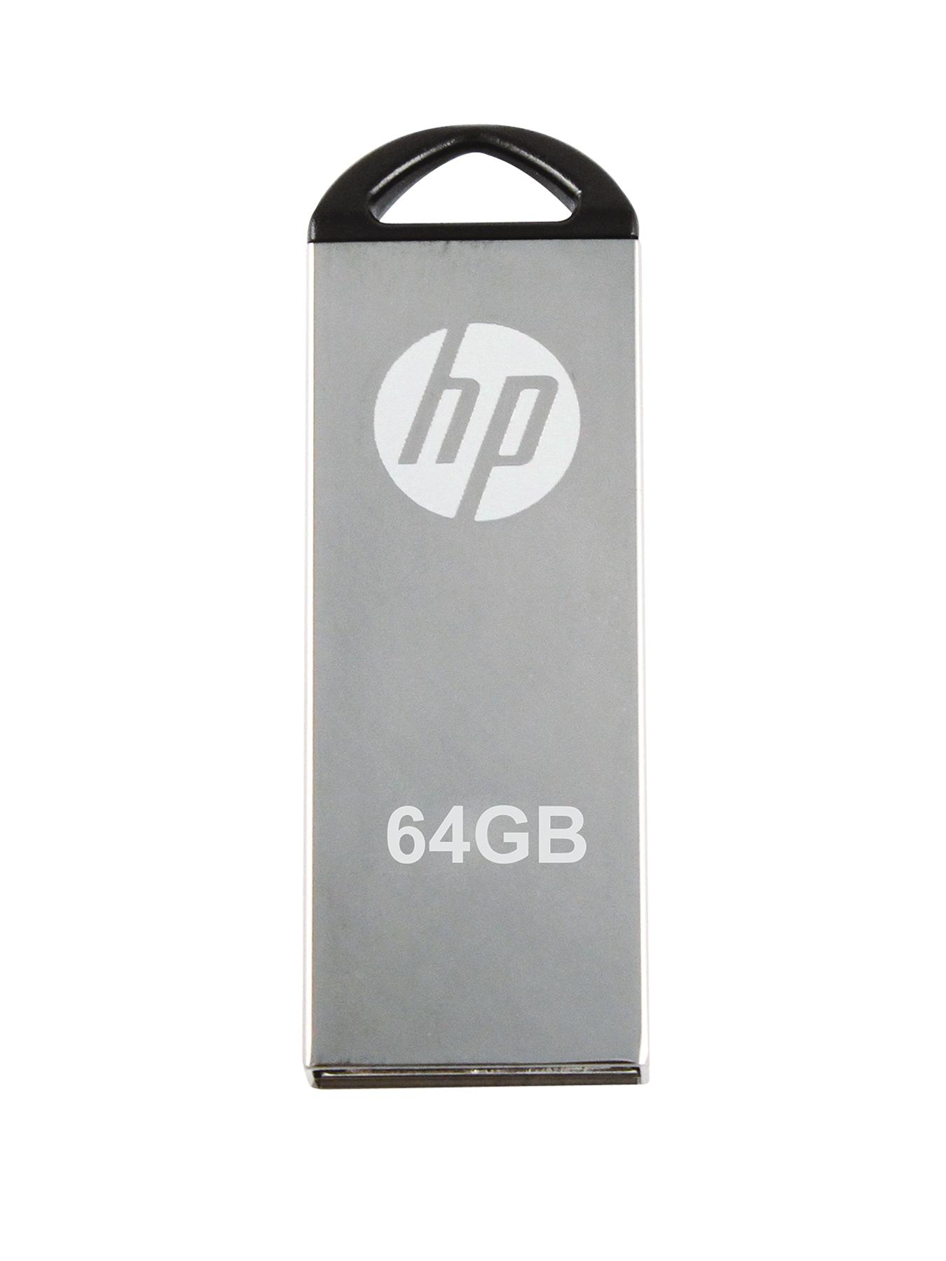 64Gb Metal HP USB Drive