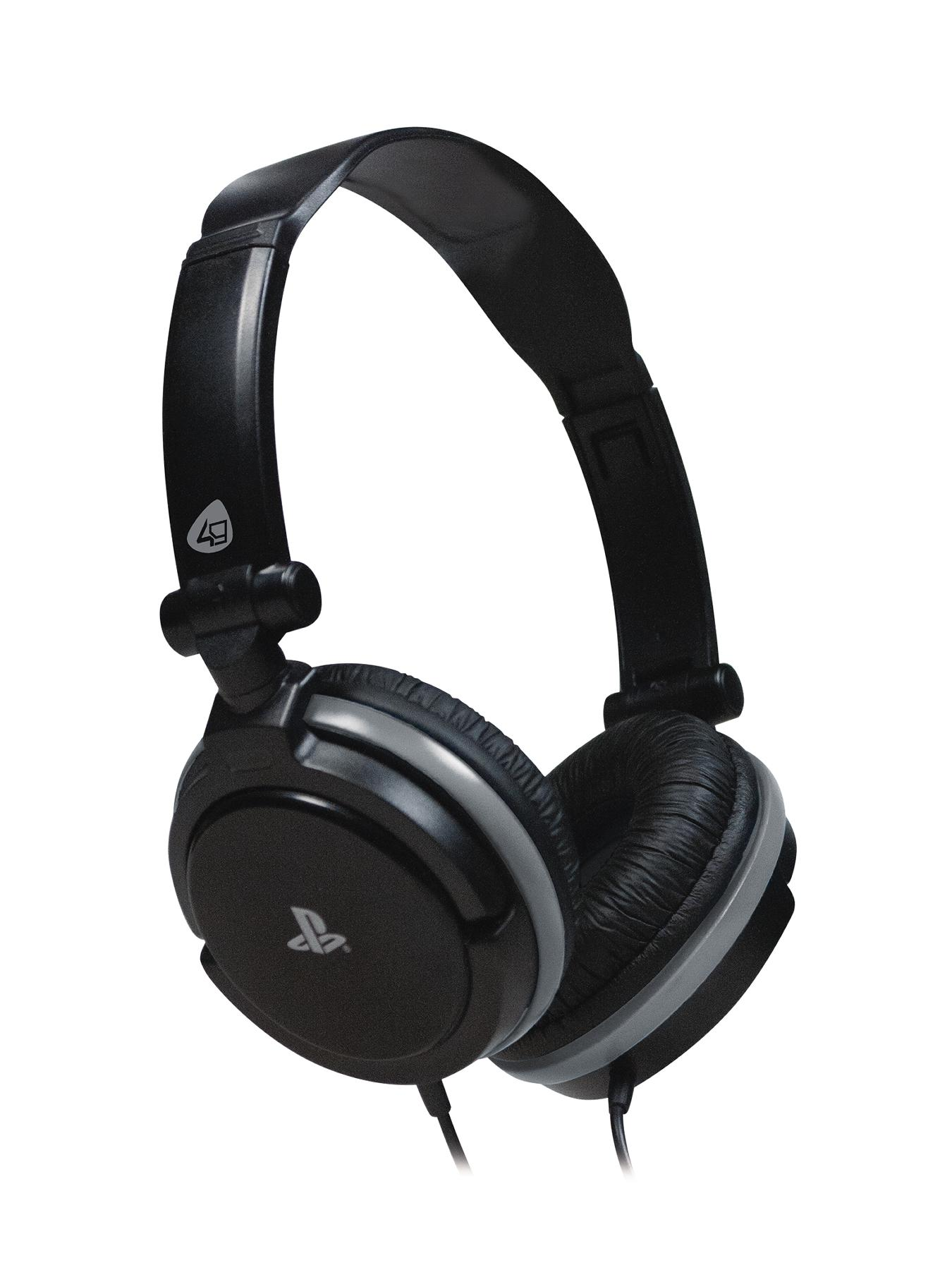 Officially Licensed Stereo Gaming Headset for PS4 & PS Vita