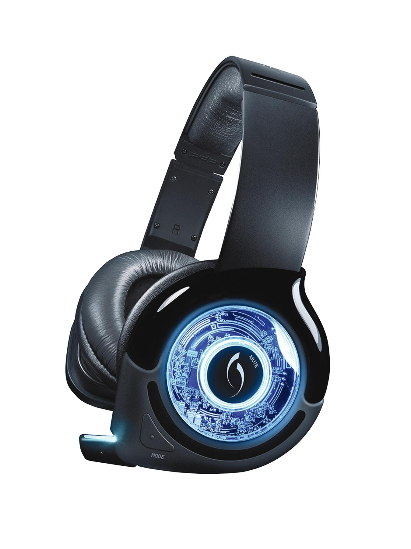 Prismatic Gaming Headset for PS3, Xbox 360, Wii and PC