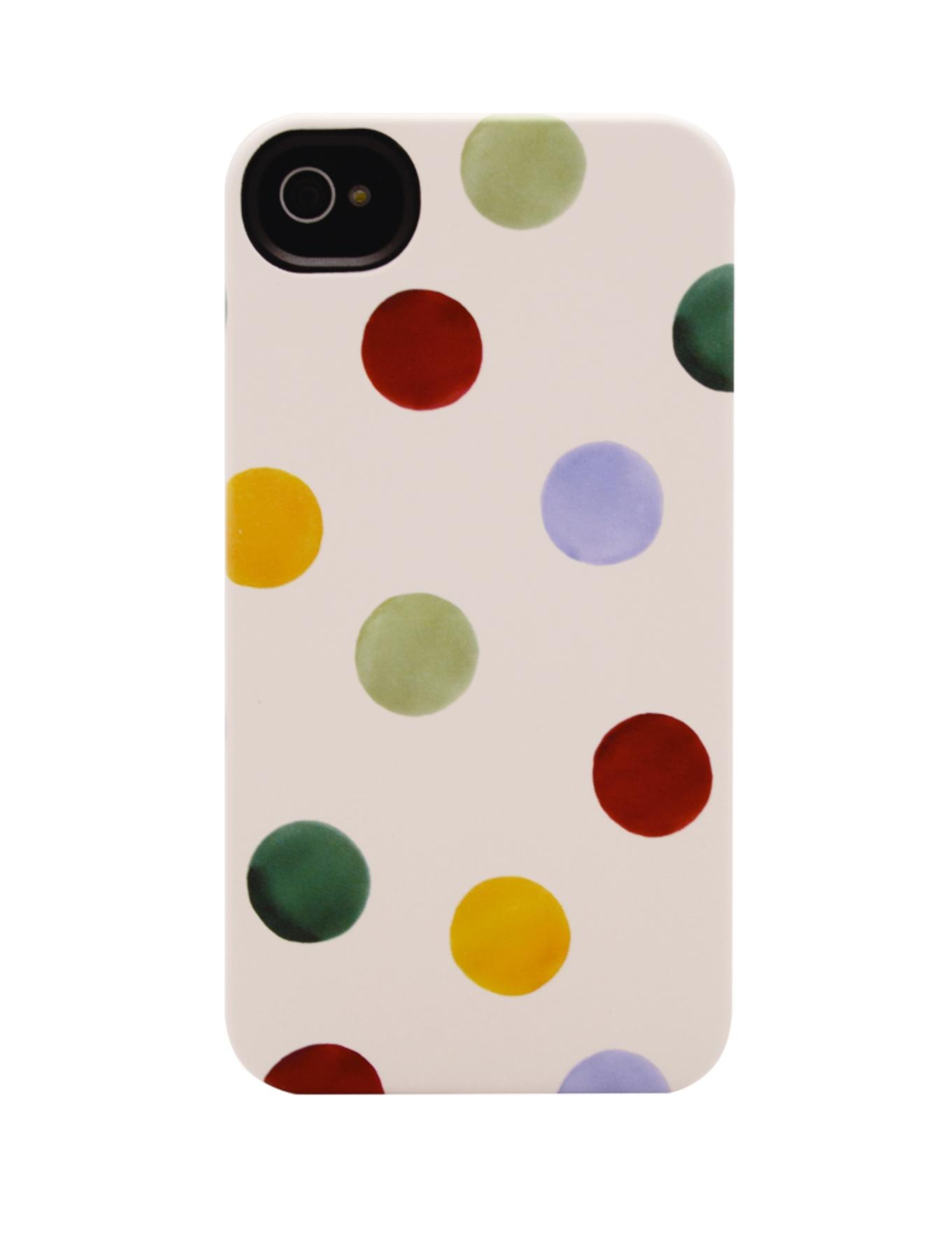 Polkadot iPhone 4/4S Case