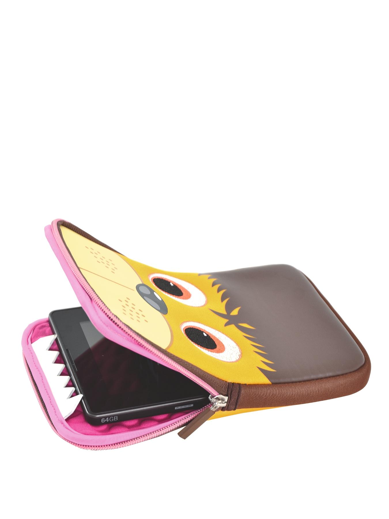 Universal 7-8 Inch Character Tablet Stand Case - Lion