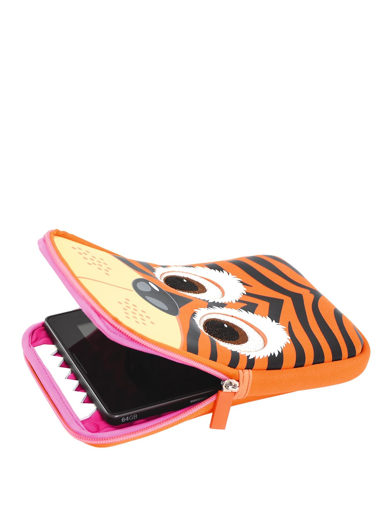 Universal 7-8 inch Character Tablet Stand Case - Tiger