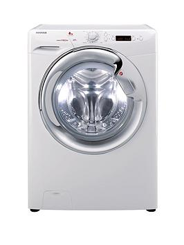 hoover-vtc814d22-1400-spin-8kg-load-washing-machine-white-next-day-delivery