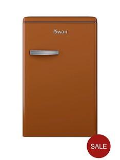 swan-sr11030on-55cm-retro-larder-fridge-orange