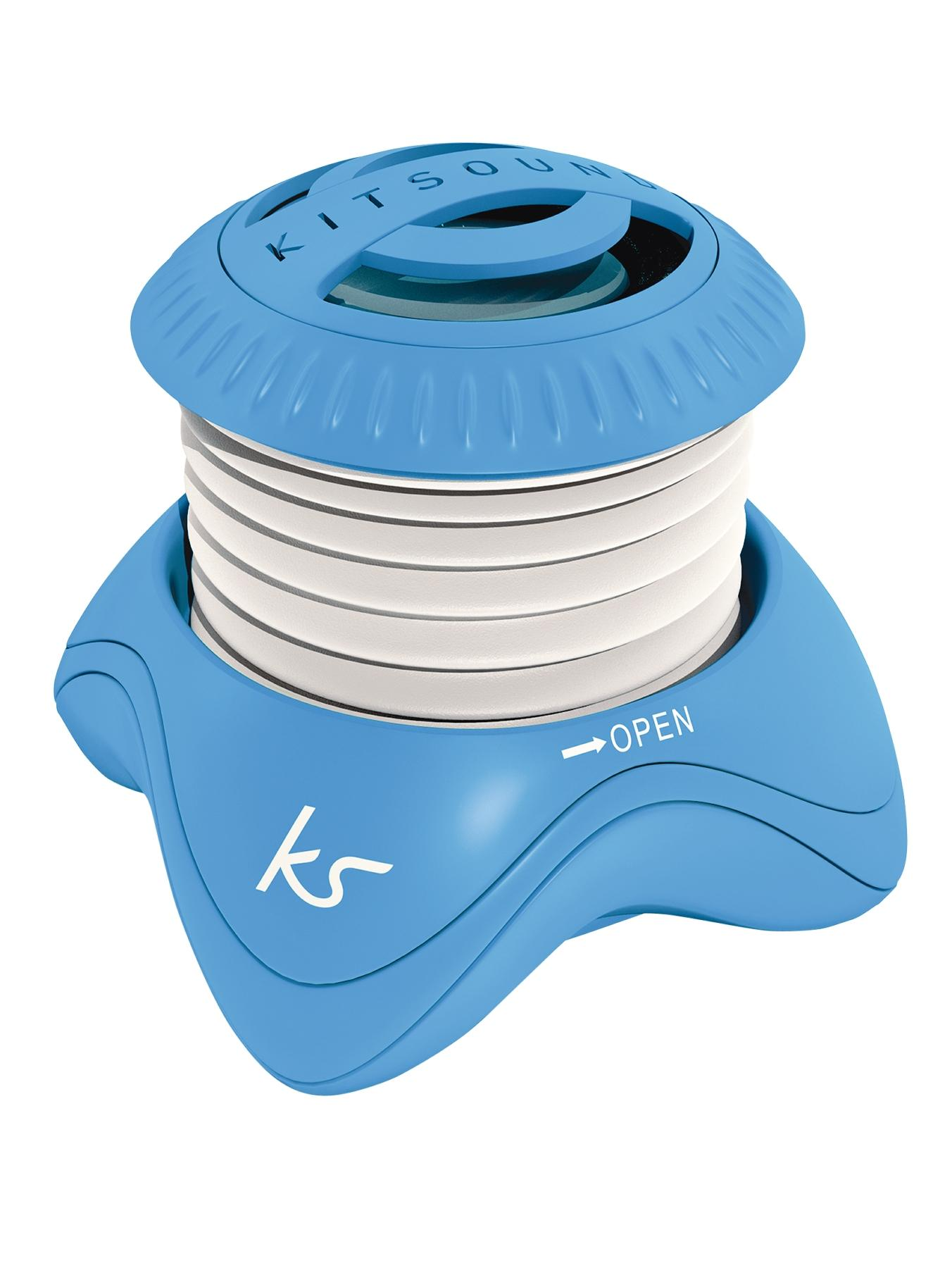 Portable Capsule Speaker - Blue