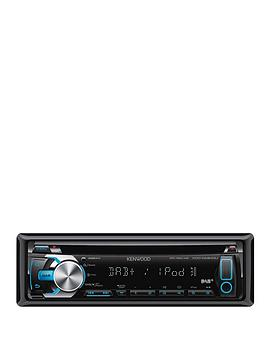 kenwood-kdc-dab43u-cd-receiver-with-dab-usb-ipodiphone-control
