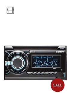 sony-wxgt90bt-car-stereo-with-bluetoothreg-and-ipod-control