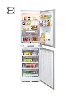 hotpoint-hff31014-integrated-fridge-freezer-white