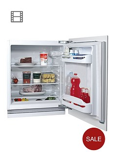 hotpoint-hul1622-integrated-under-counter-fridge