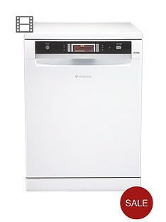 hotpoint-fdud43133p-ultima-dishwasher-polar