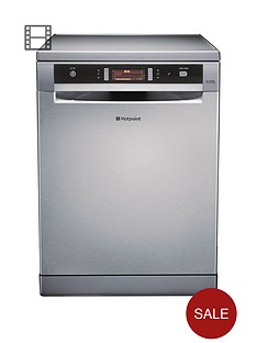hotpoint-fdud43133x-ultima-dishwasher-stainless-steel