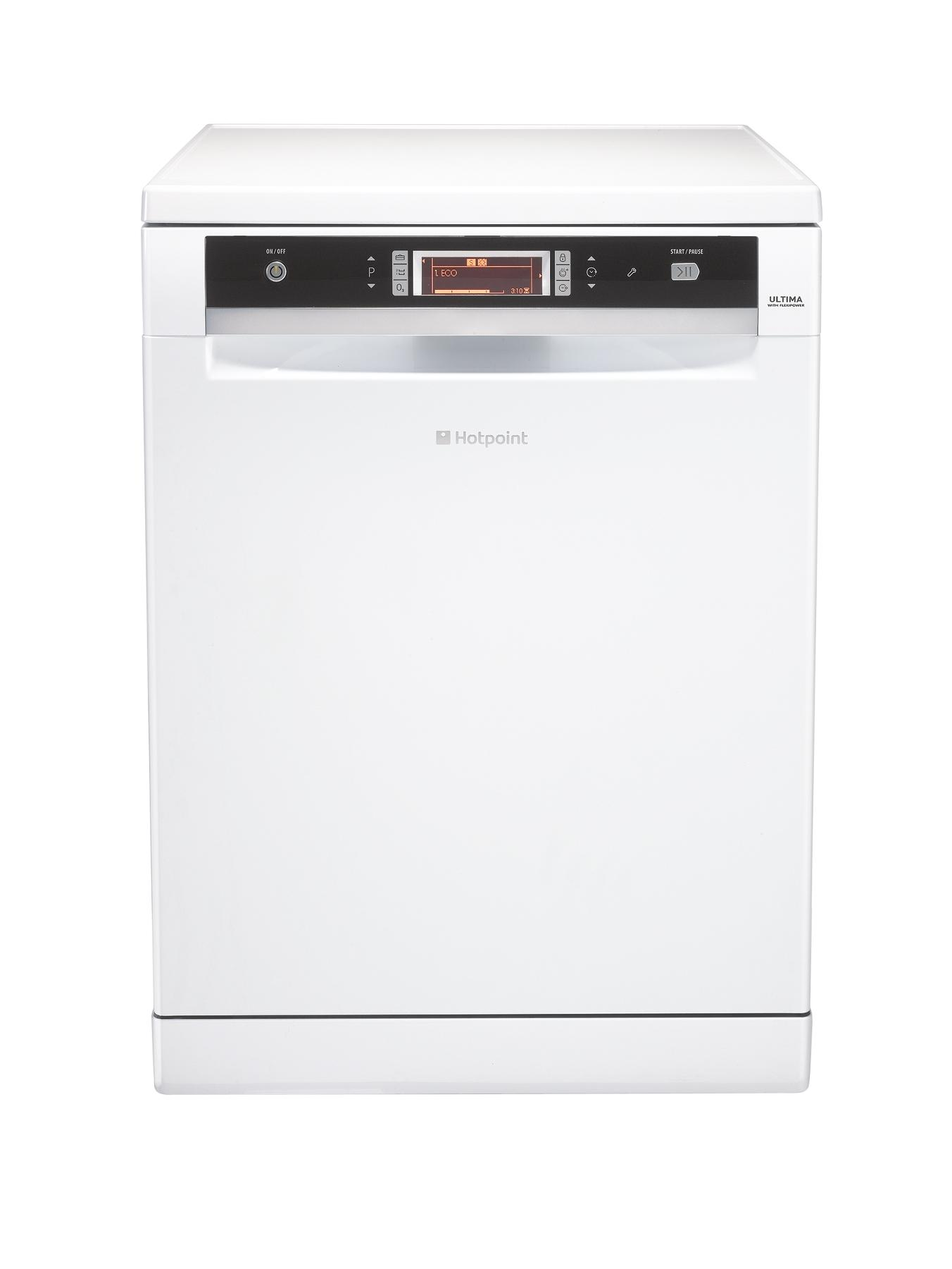 FDUD44110P Ultima Dishwasher - Polar