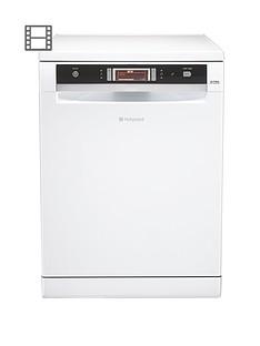 hotpoint-fdud44110p-ultima-dishwasher-polar