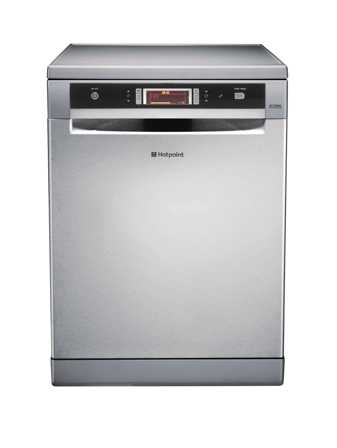 FDUD44110X Ultima Dishwasher - Stainless Steel