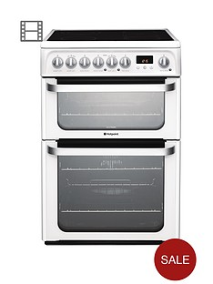 hotpoint-hue61ps-ceramic-double-oven-cooker-white