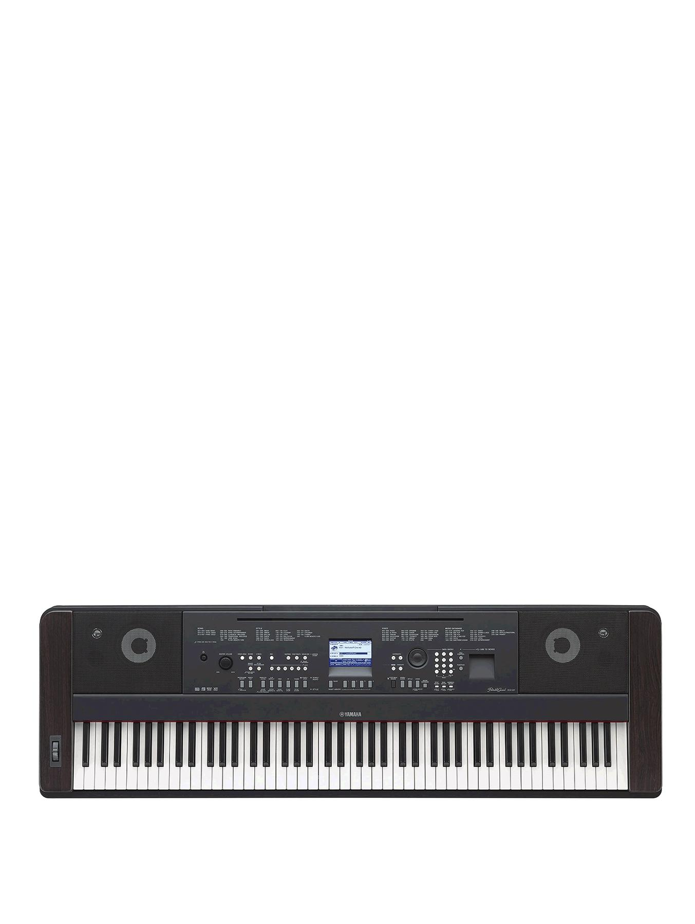 DGX-650 Portable Grand Piano Musical Instrument