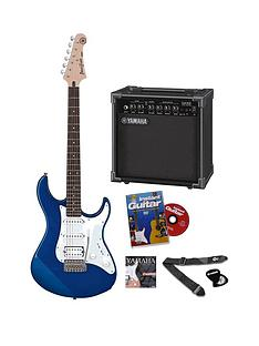 yamaha-pacifica-electric-guitar-pack-musical-instrument-blue