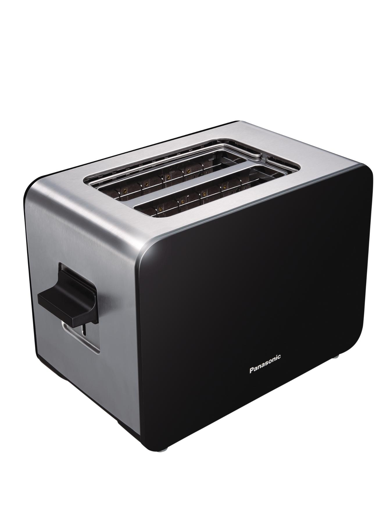 NT-DP1BXC 2 Slice Toaster - Black