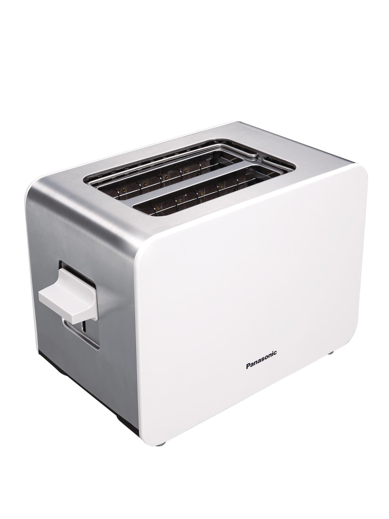 NT-DP1WXC 2 Slice Toaster - White