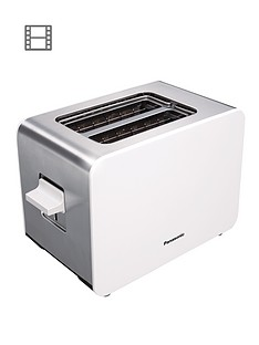 panasonic-nt-dp1wxe-2-slice-toaster-white