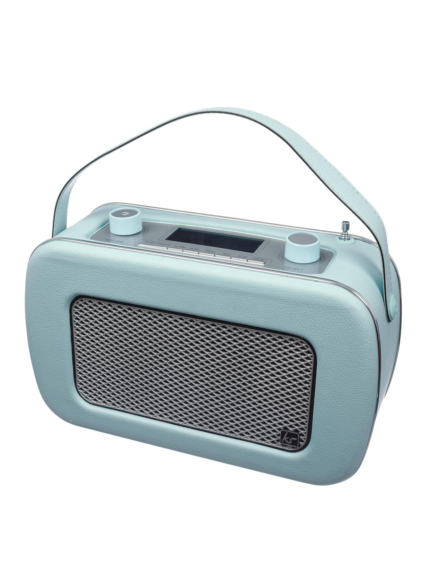 Jive DAB Radio - Blue