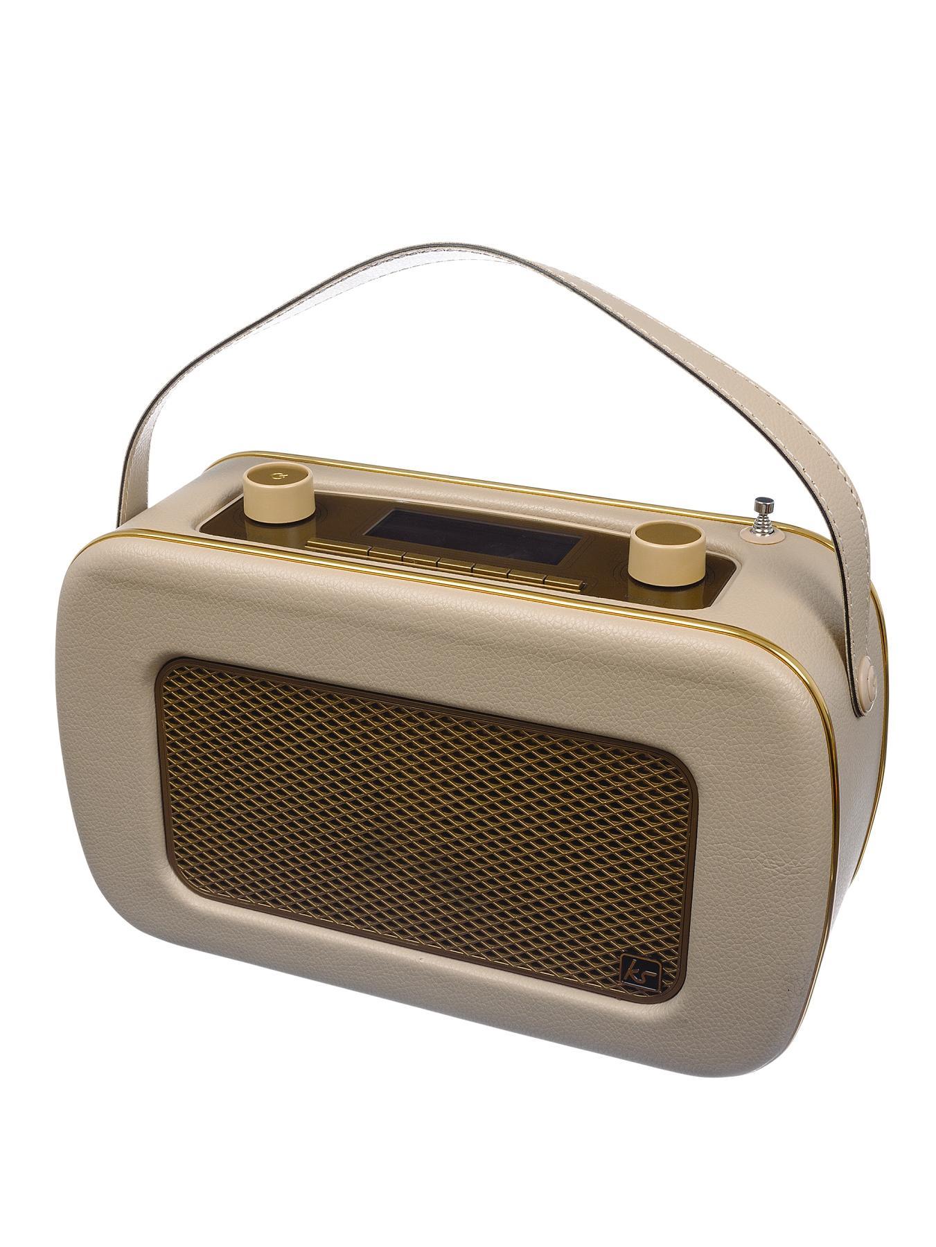 Jive DAB Radio - Cream