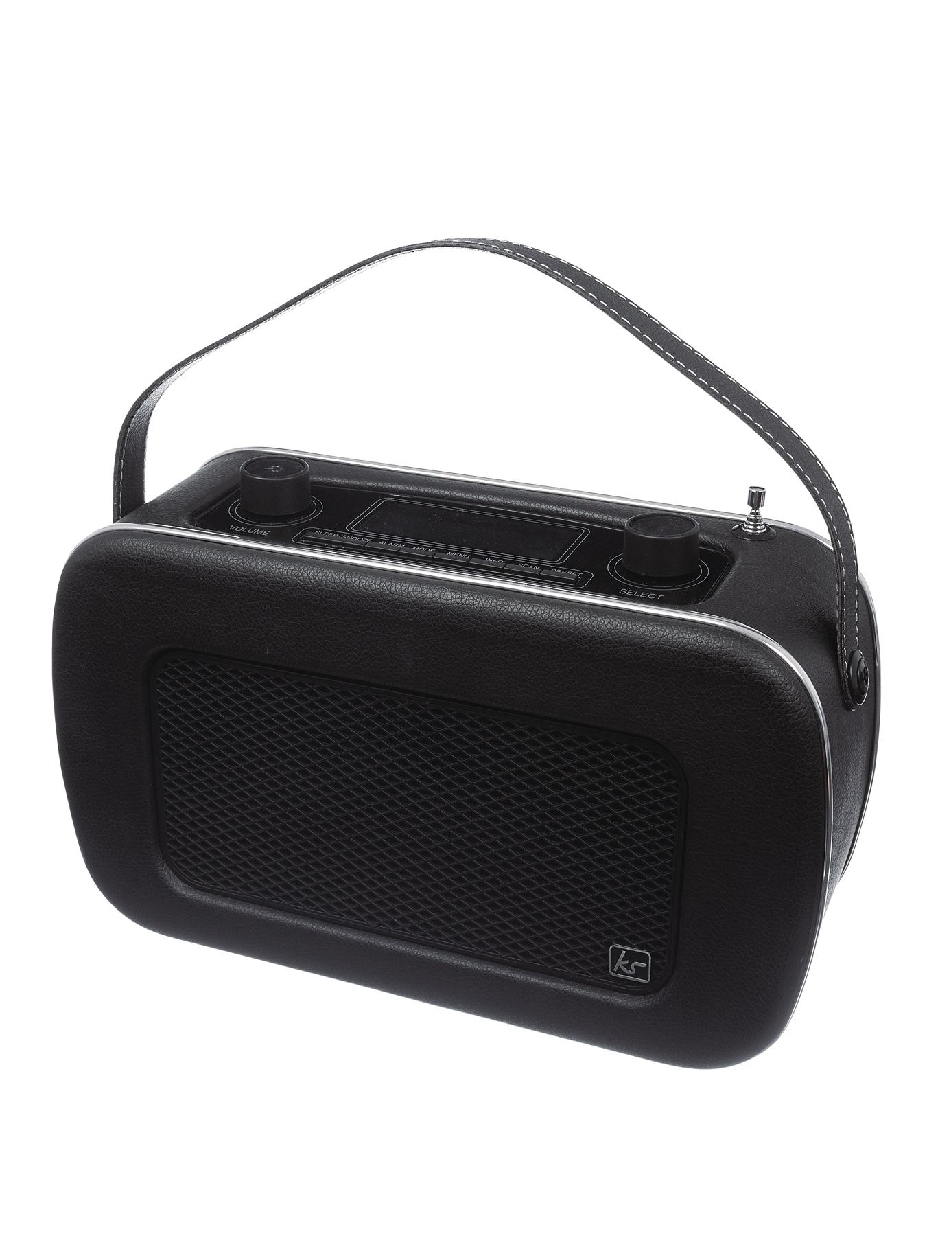 Jive DAB Radio - Black
