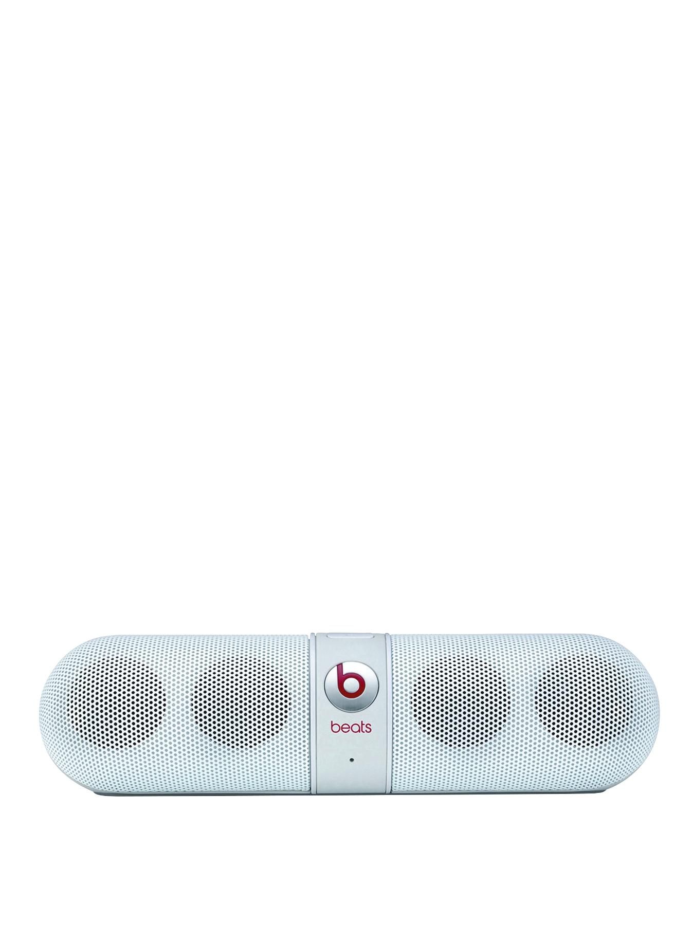 Pill 2.0 Bluetooth Speaker - White