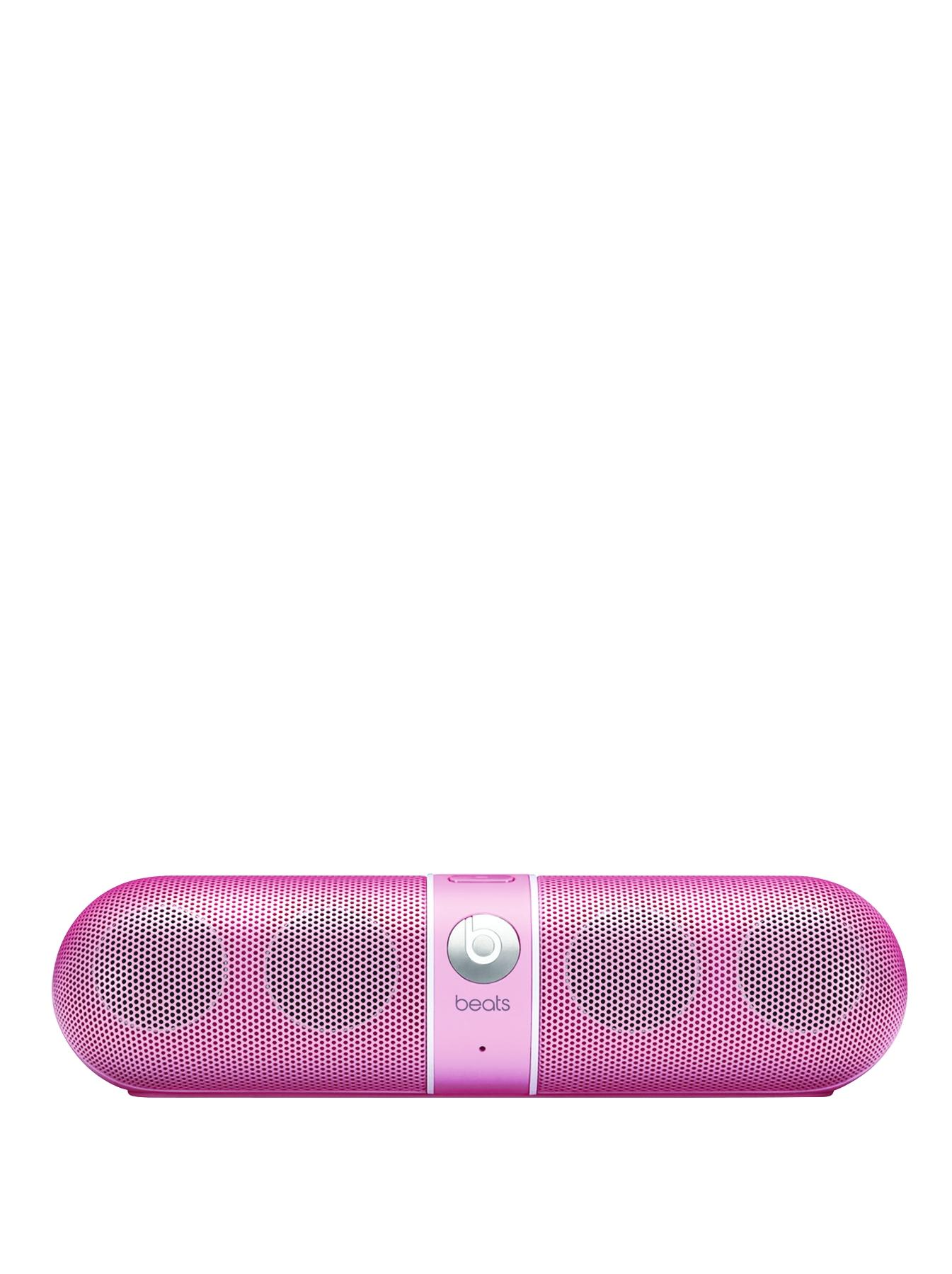 Pill 2.0 Bluetooth Speaker - Nicki Pink