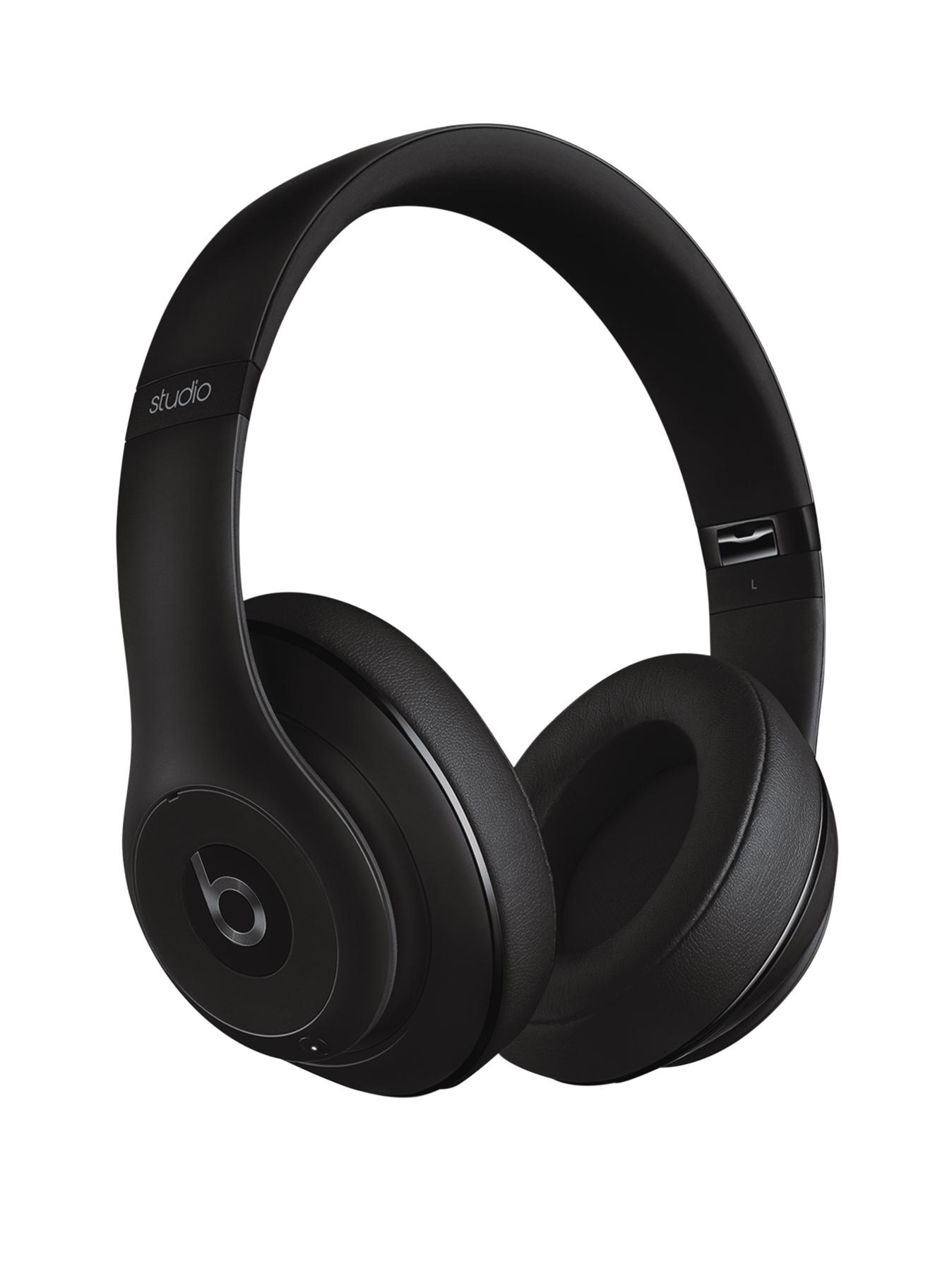 Studio Wireless Headphones - Matte Black