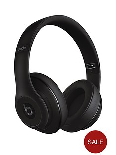 beats-by-dr-dre-studio-wireless-over-ear-headphones-matt-black
