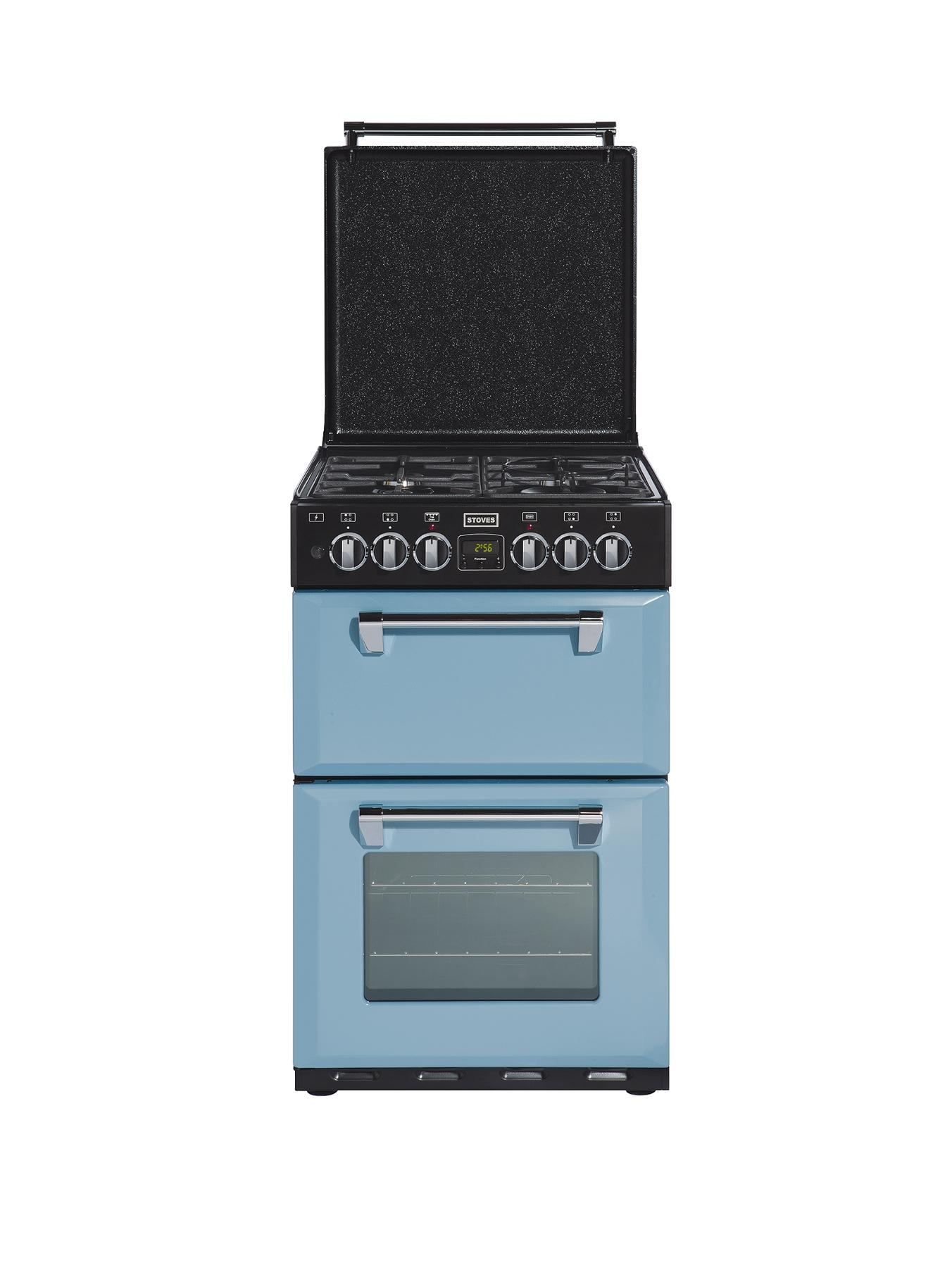 Richmond 550DFW 55cm Double Oven Dual Fuel Mini Range Cooker - Days Break