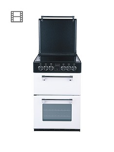 stoves-richmond-550e-55cm-double-oven-electric-mini-range-cooker-coconut