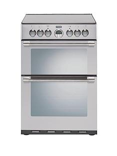 stoves-sterling-mini-range-600e-60cm-electric-ceramic-double-oven-stainless-steel
