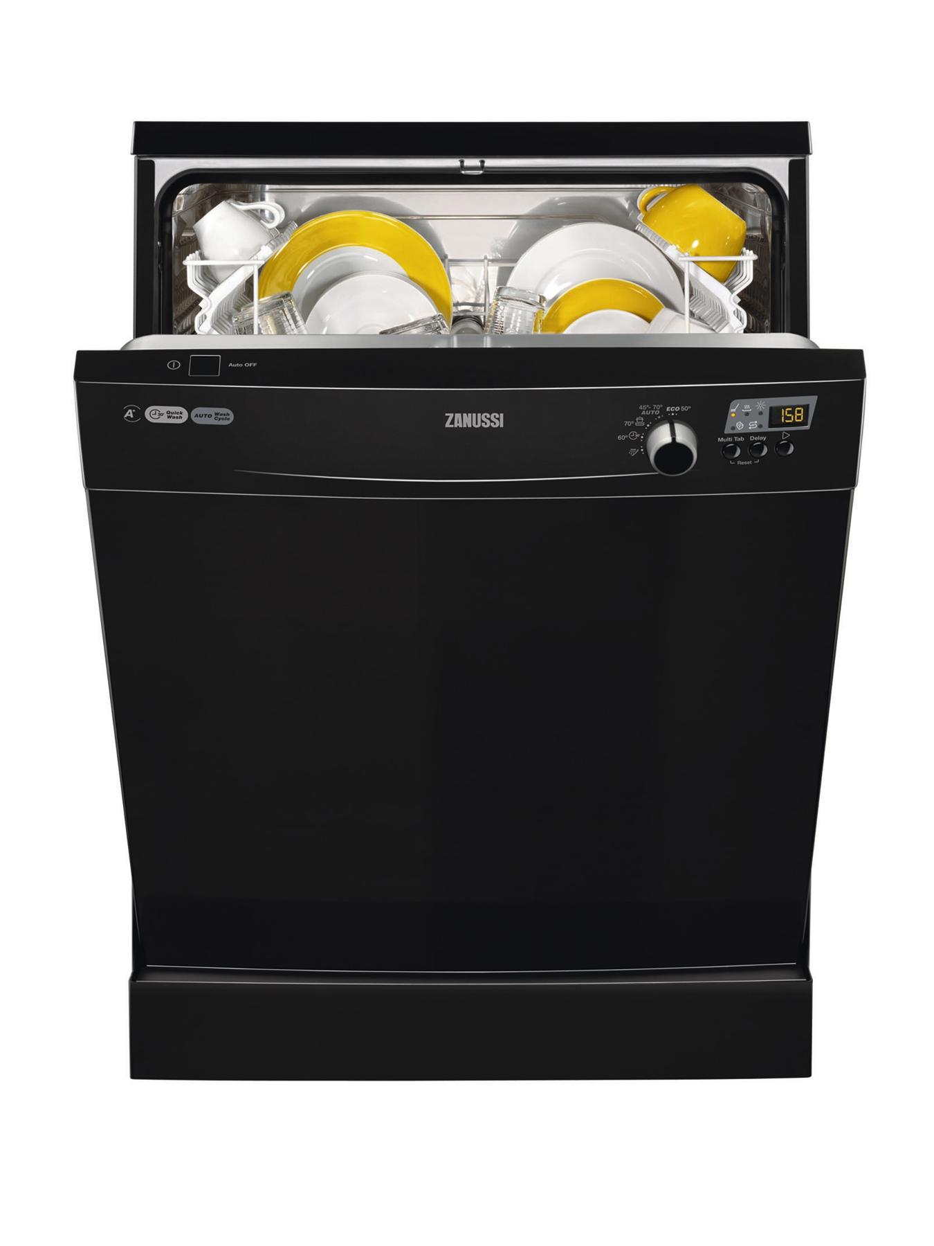 ZDF14001KA 12 Place Full Size Freestanding Dishwasher