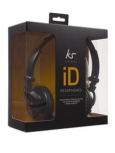 kitsound-id-on-ear-headhones-with-microphone-black
