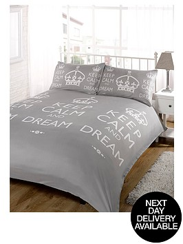 keep-calm-and-dream-duvet-cover-set