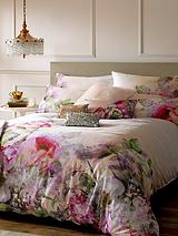 Pure Peony Housewife Pillowcase (Pair)